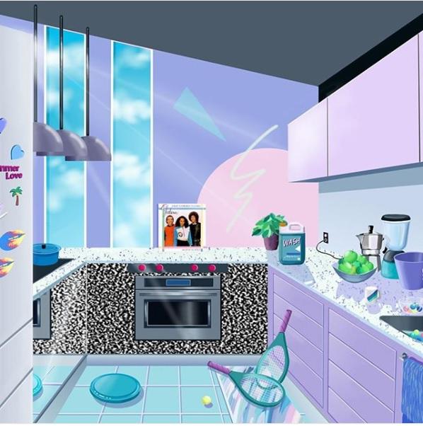 Aménagement de domicile : cuisine